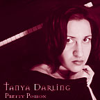 Tanya Darling - Pretty Poison CD